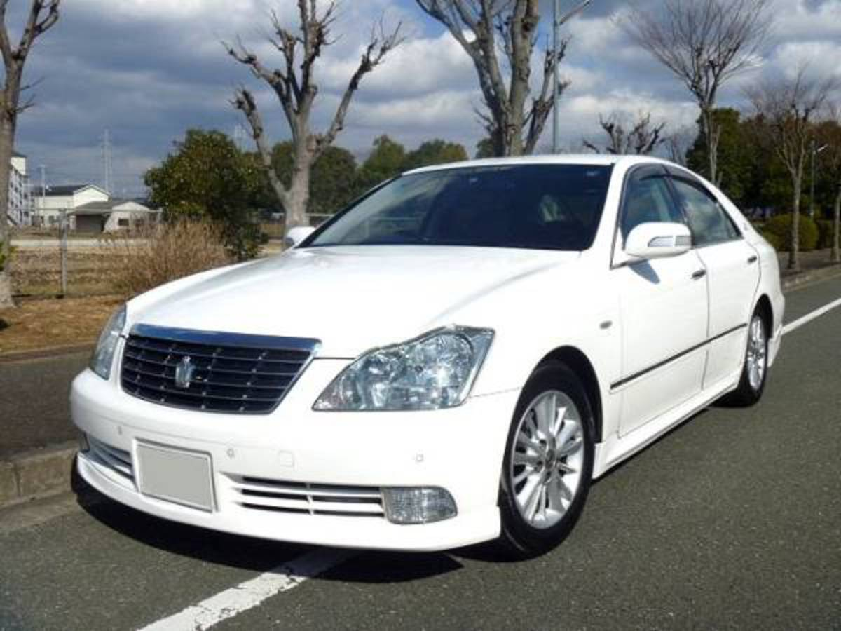 2012 Mar. 2004 model GRS182 royal saloon G Maulti. 230,000km around>
