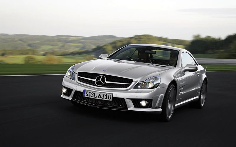 Mercedes-Benz SL 65 AMG Black Series will push 670-hp - Teamspeed.com