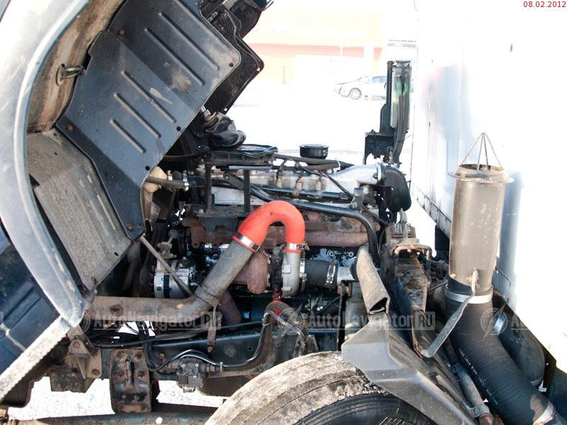 От чего двигатель на автомобиле тата