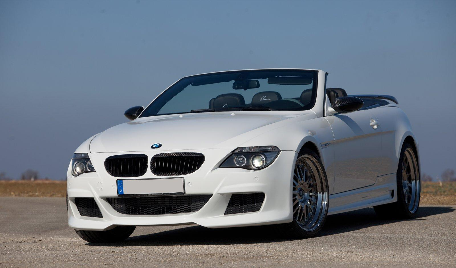The German tuning firm Lumma Design has turned to the BMW 6-Series Cabriolet