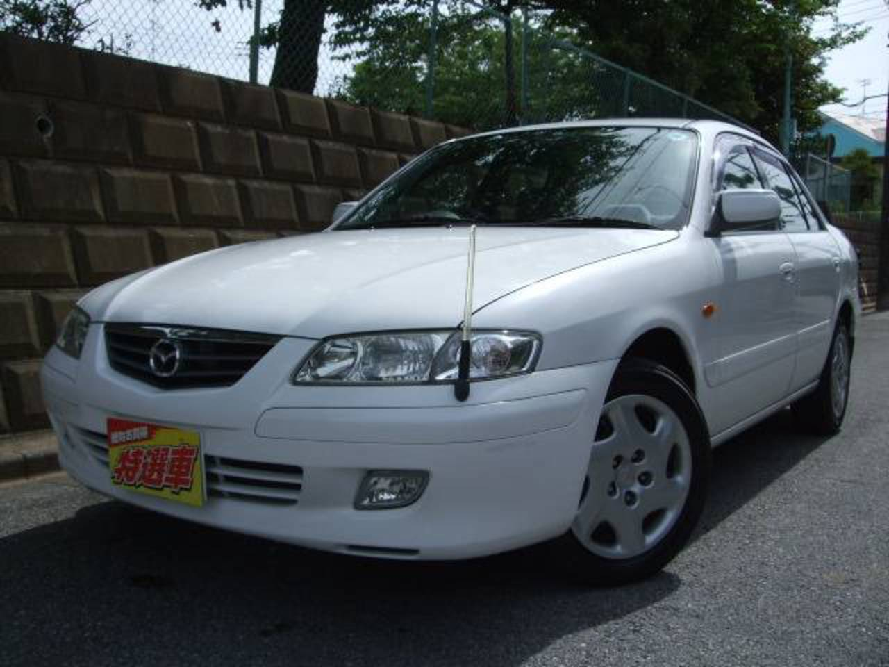Photo of MAZDA CAPELLA ZI / used MAZDA