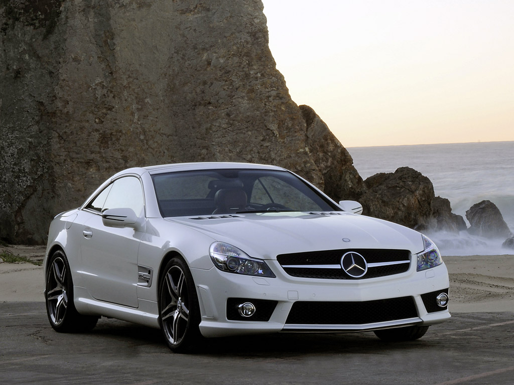 2009 Mercedes-Benz SL-Class SL65 AMG Roadster picture, exterior