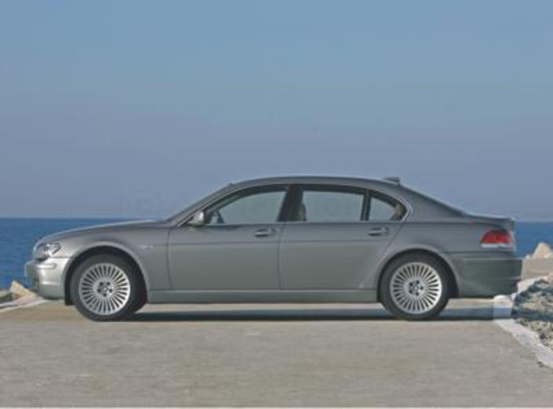 BMW's Model Initiative Continues. Published: 27th July 2005. BMW 730Ld