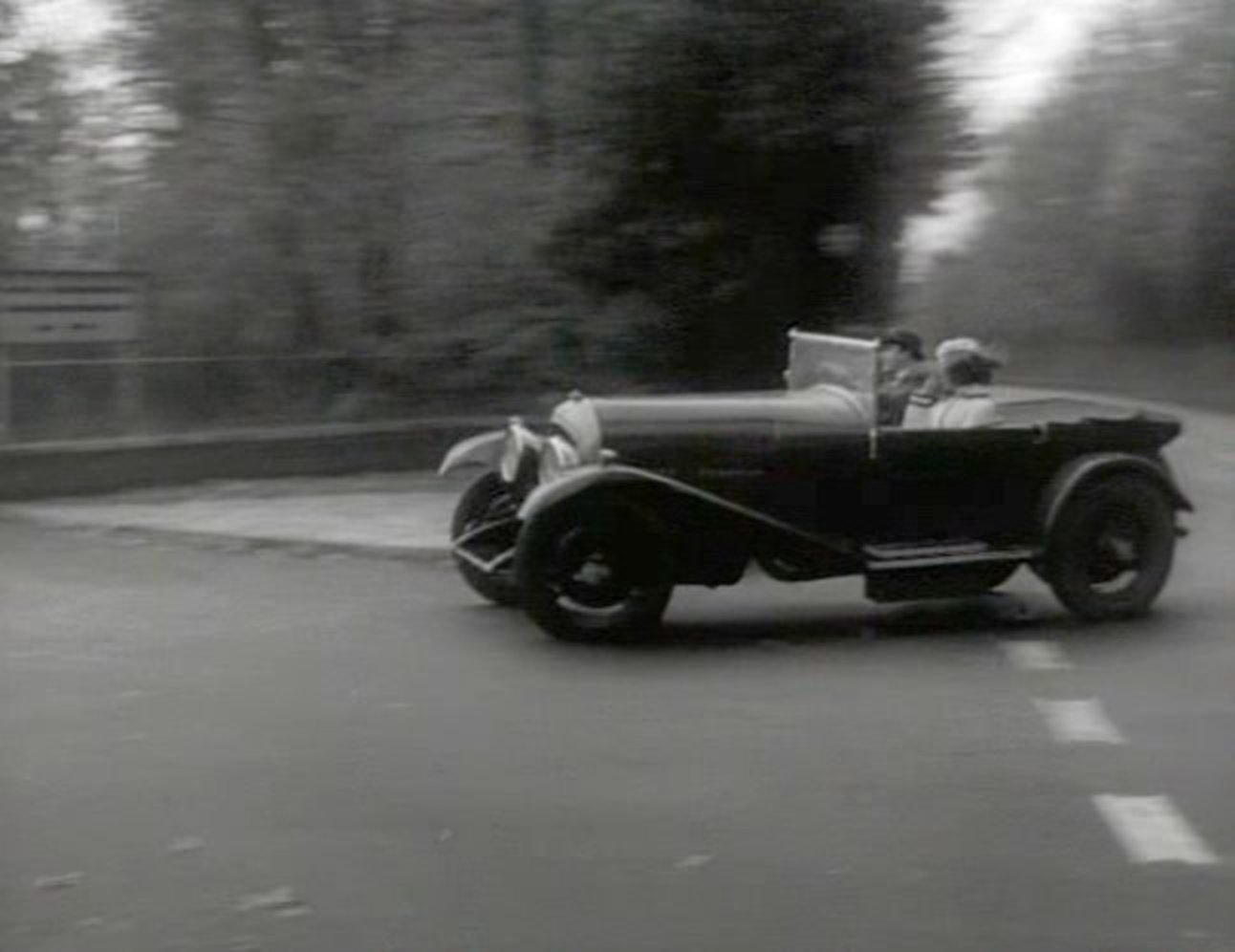 "IMCDb.org: 1924 Bentley 3 Litre in ""The Avengers, 1961-"