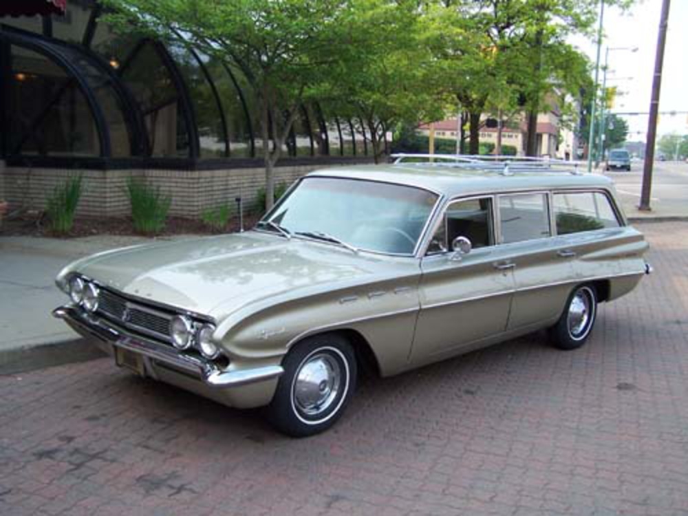 Buick Special Station Wagon. View Download Wallpaper. 500x375. Comments