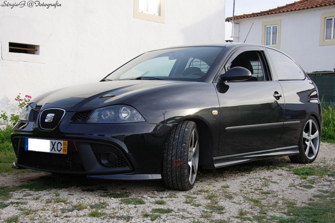 topworldauto photos of seat ibiza 6l photo galleries. Black Bedroom Furniture Sets. Home Design Ideas