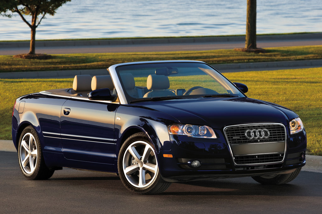 Audi 80 Cabriolet 23e - iAppSofts.