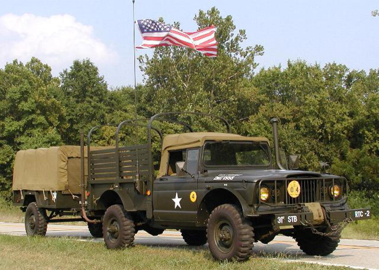Jeep M715. View Download Wallpaper. 640x455. Comments
