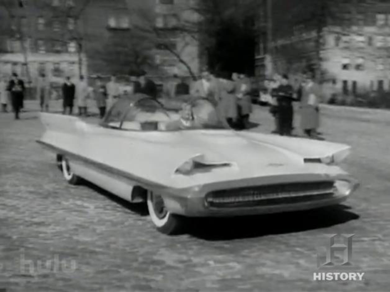 TopWorldAuto >> Photos of Lincoln Futura concept car ...