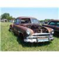 1948 CHEVROLET FLEETMASTER, 4DR, COMPLETE, HAS RU