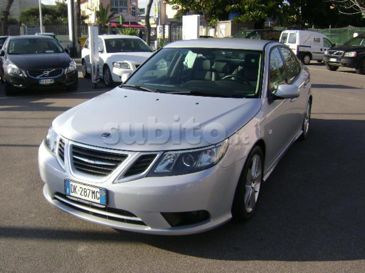 SAAB 9-5 22TD wagon. View Download Wallpaper. 640x480. Comments