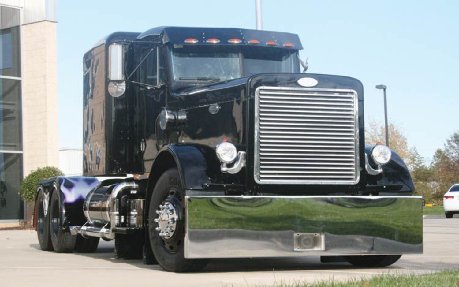 Peterbilt 378-119 Photo Gallery: Photo #05 out of 6, Image Size ...