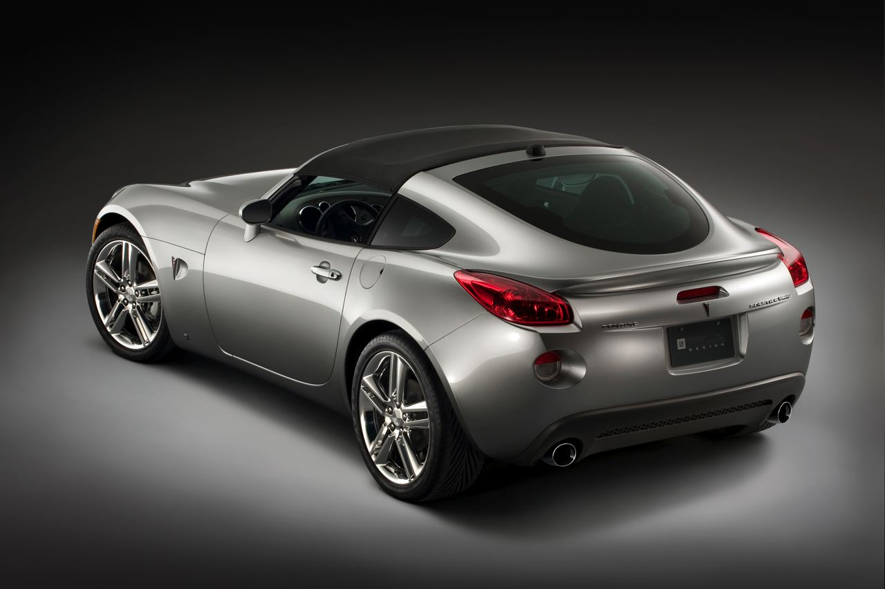 2009 Pontiac Solstice Coupe Could Have up to 300 HP to go After the Z