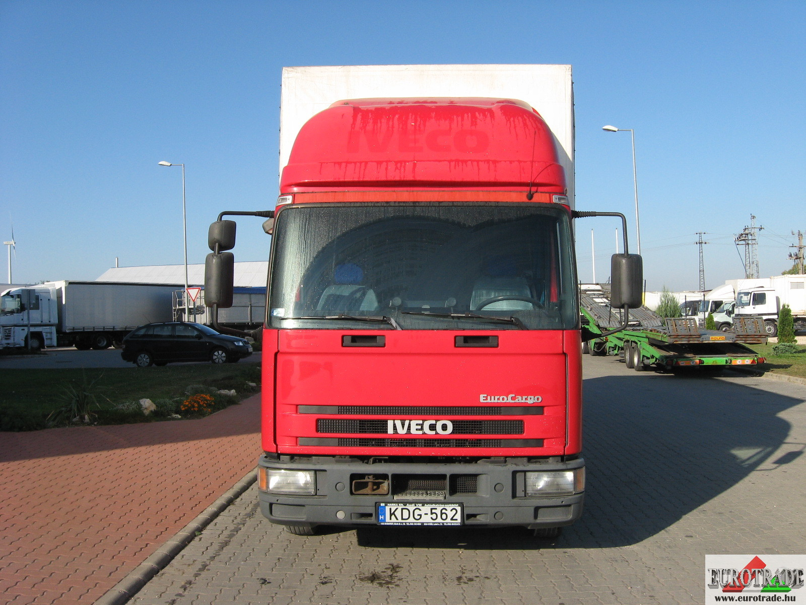 Iveco eurocargo 75e15 (439 comments) Views 31274 Rating 90