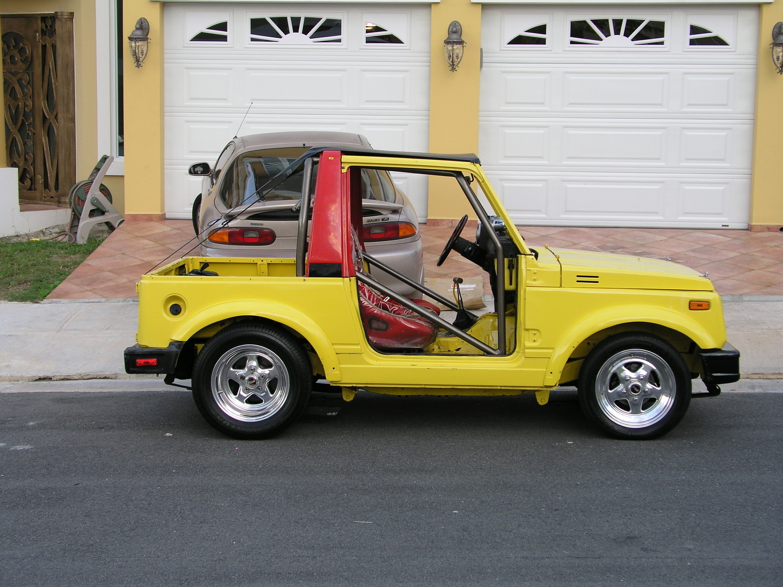 suzuki samurai ii 13 01 - This site contains high quality desktop wallpapers