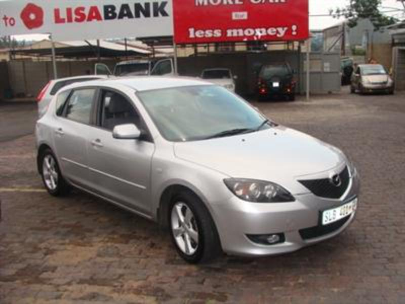 Pictures of 2005 - mazda - 3 1.6 sport active - r69,900 - Johannesburg