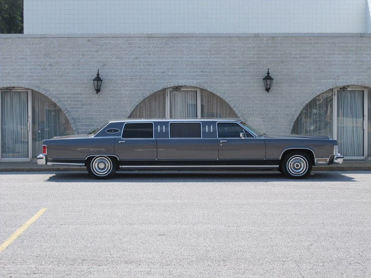 Topworldauto Photos Of Lincoln Continental Town Car Limousine