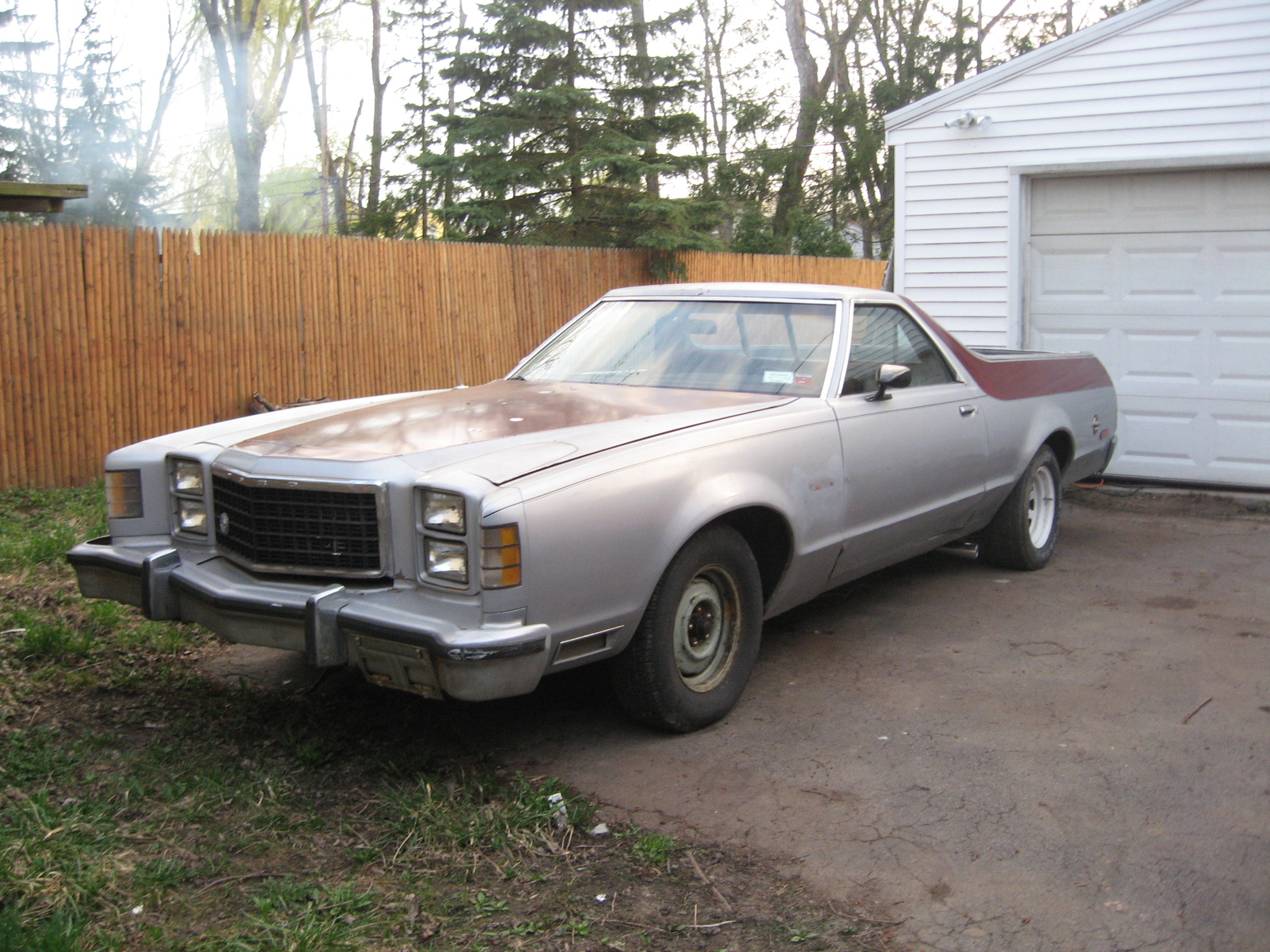 1979 Ford Ranchero picture, exterior