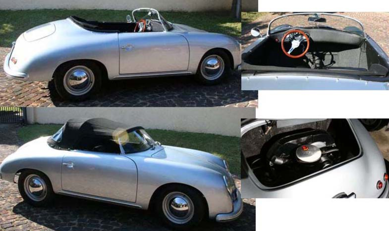 Topworldauto Gt Gt Photos Of Porsche 356 Speedster Replica