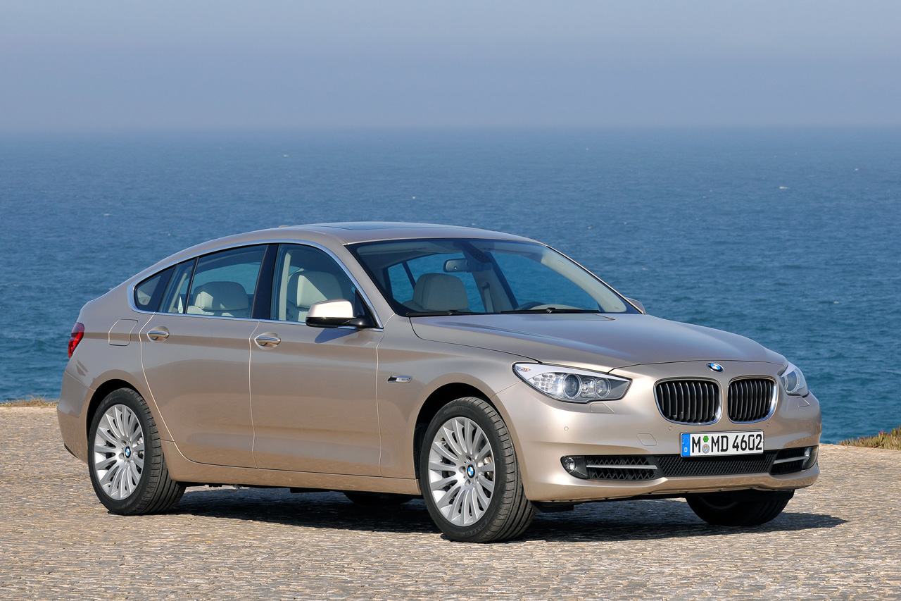 Autoblog drives the BMW 535i GT