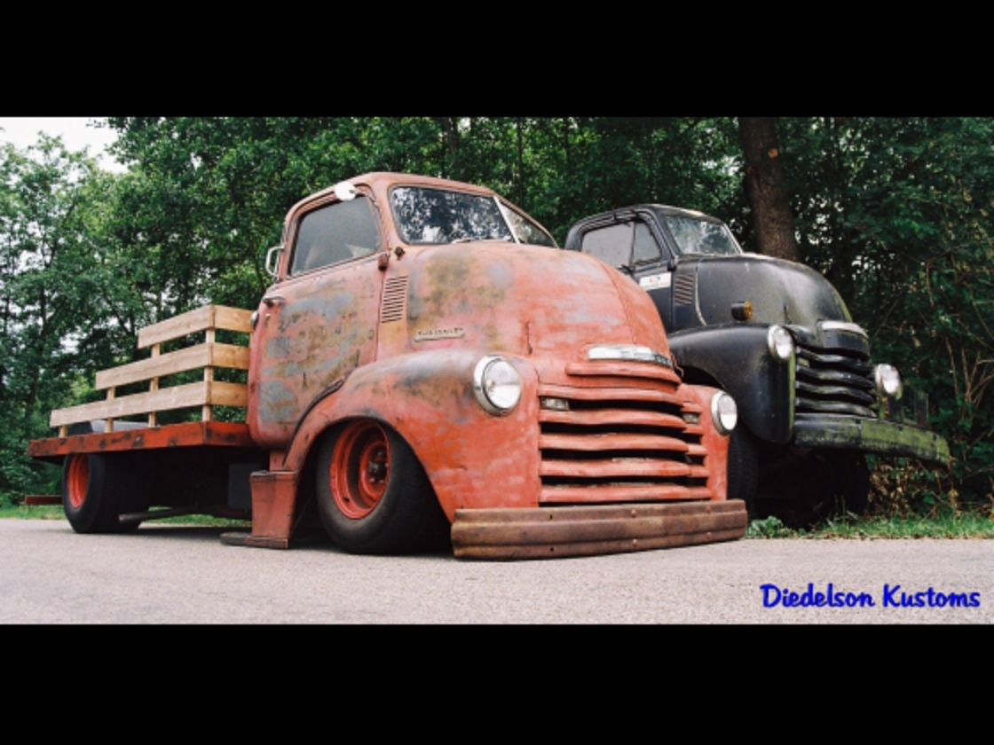 Topworldauto Photos Of Chevrolet Coe Truck Photo Galleries 1942 Chevy Cab Over Engine 19inch Lower Than Originel