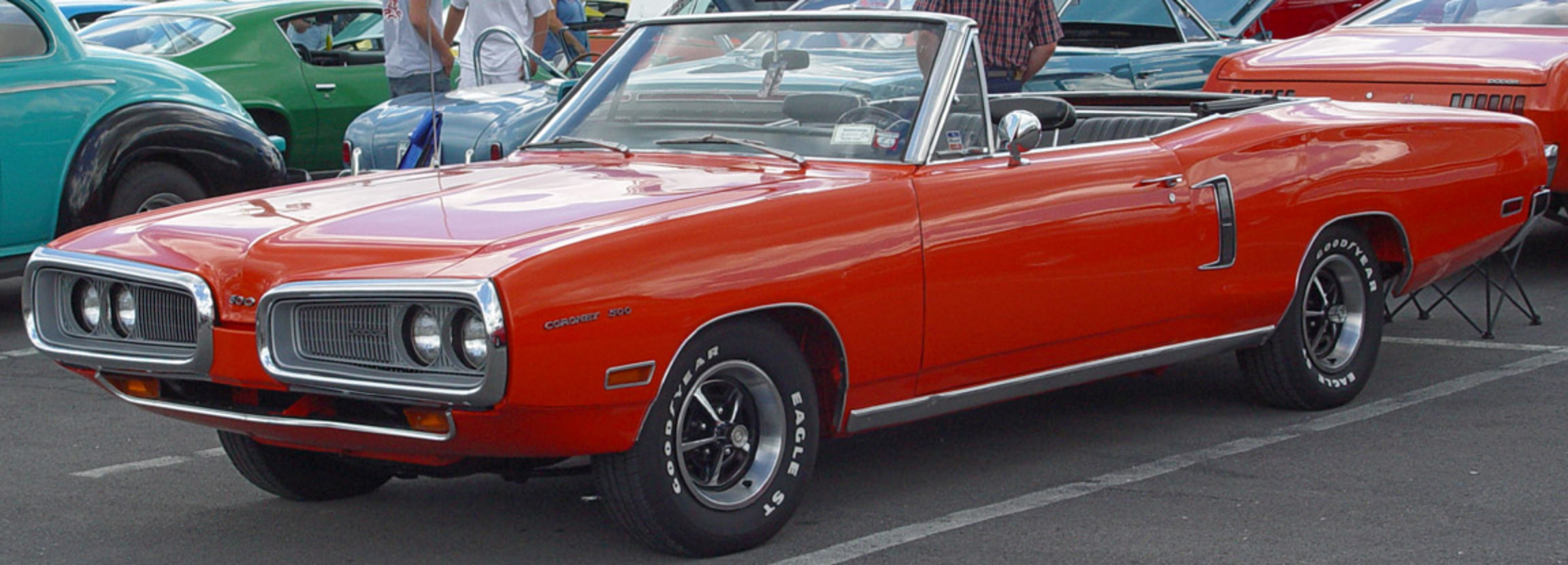 Dodge Coronet 500 conv - huge collection of cars, auto news and reviews,