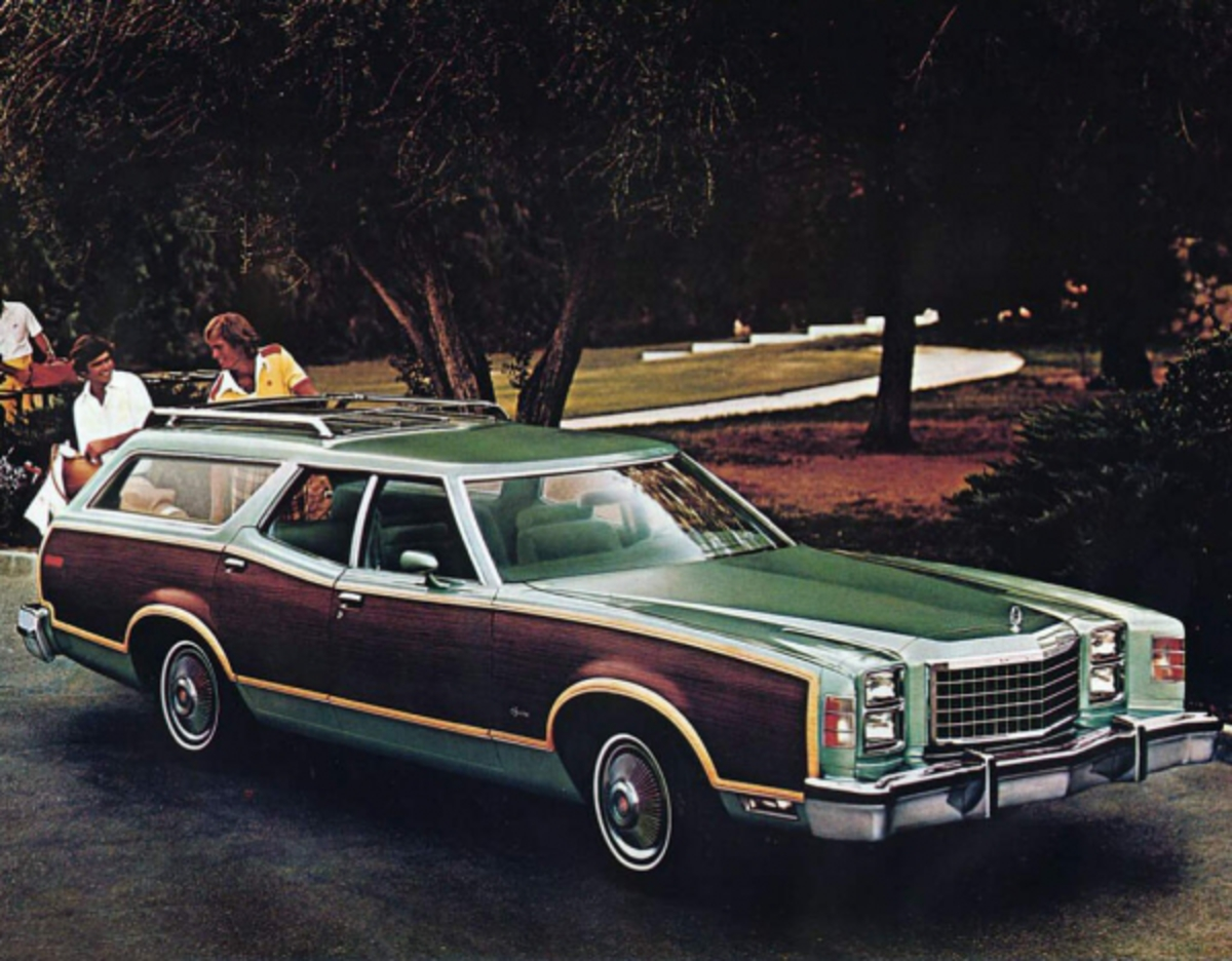 Ford LTD Station Wagon. View Download Wallpaper. 600x468. Comments