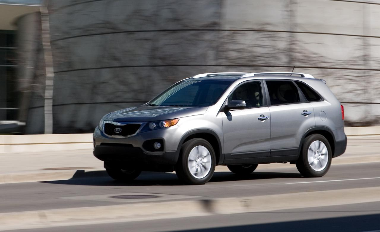 2011 Kia Sorento EX - Photo Gallery of Short Take Road Test from ...
