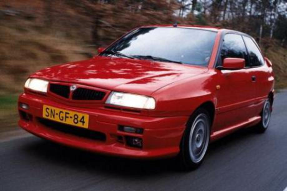 Photo of Lancia Delta HPE HF Turbo
