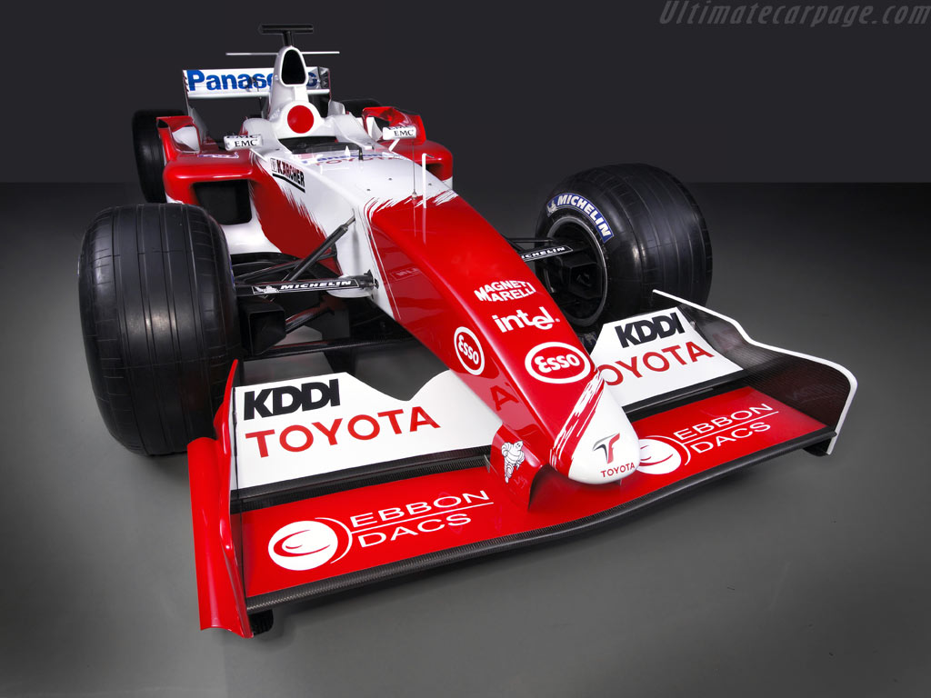 Toyota TF105 - High Resolution Image (2 of 12)