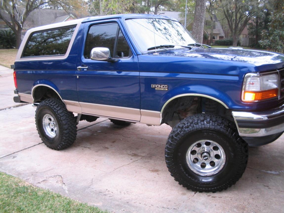 Topworldauto Photos Of Ford Bronco Eddie Bauer Edition Photo Galleries