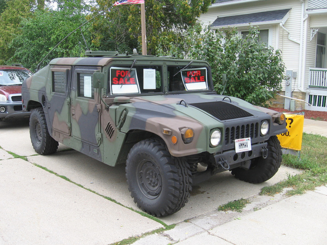 1990 AM General HMMWV | Flickr - Photo Sharing!