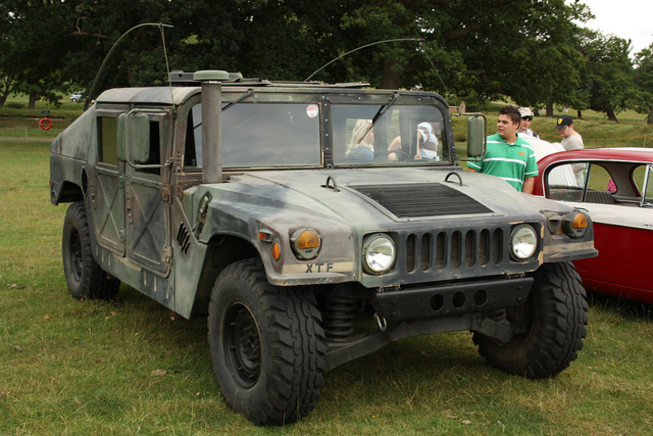 1986 AM General HMMWV HUMVEE | Flickr - Photo Sharing!