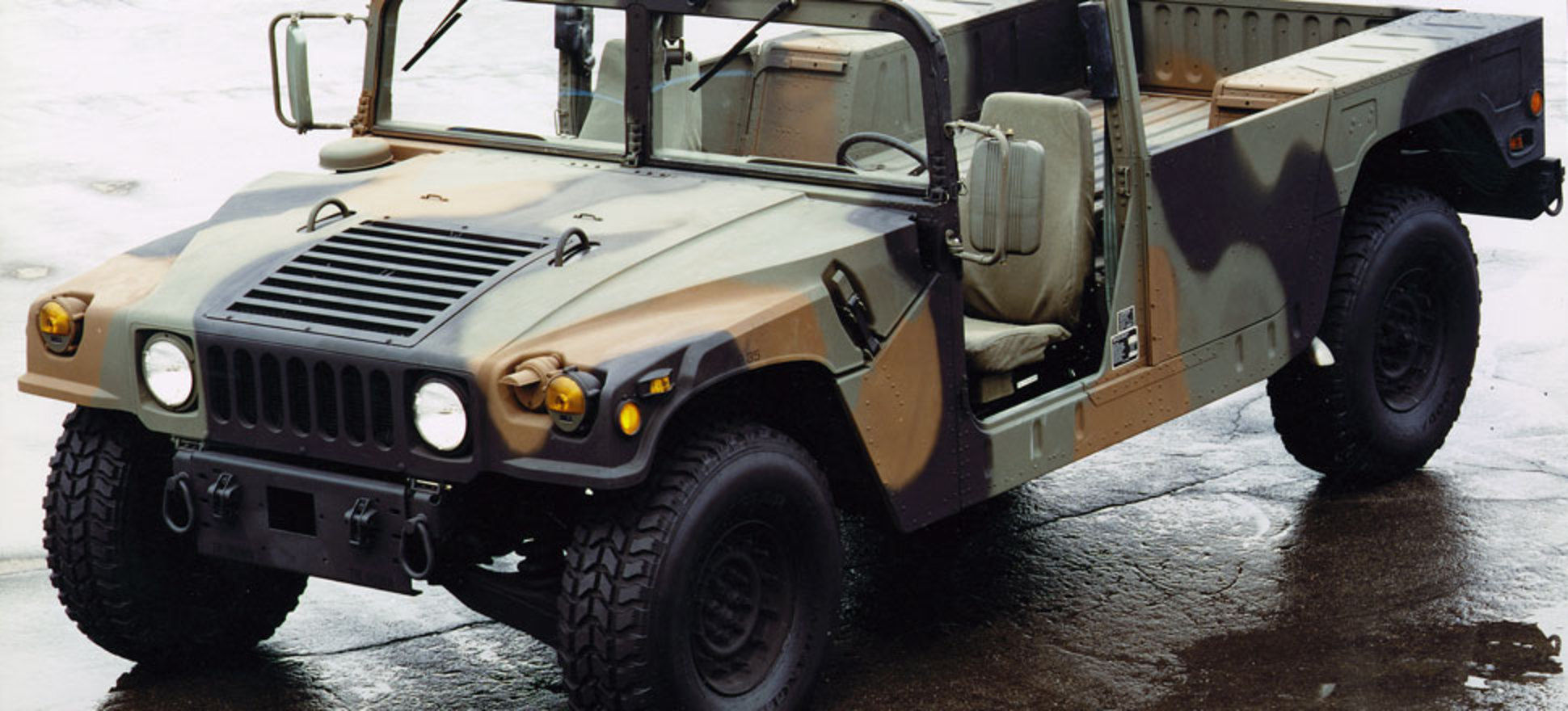A2 Series | HMMWV (Humvee) | AM General LLC - Mobility solutions ...