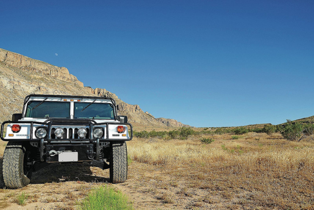 Flickr: The HUMMER >>>> H1/H2/H3 Pool
