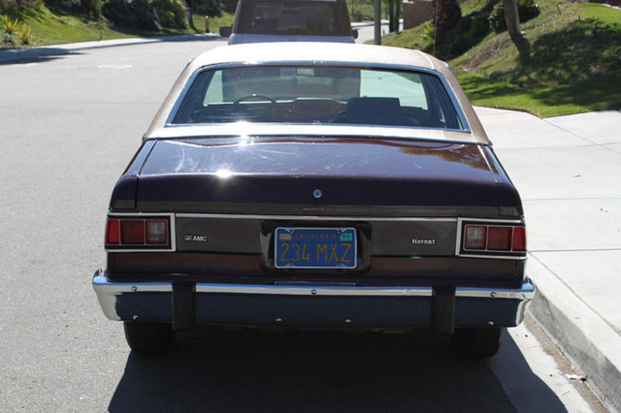 Topworldauto gt gt photos of amc hornet sedan photo galleries