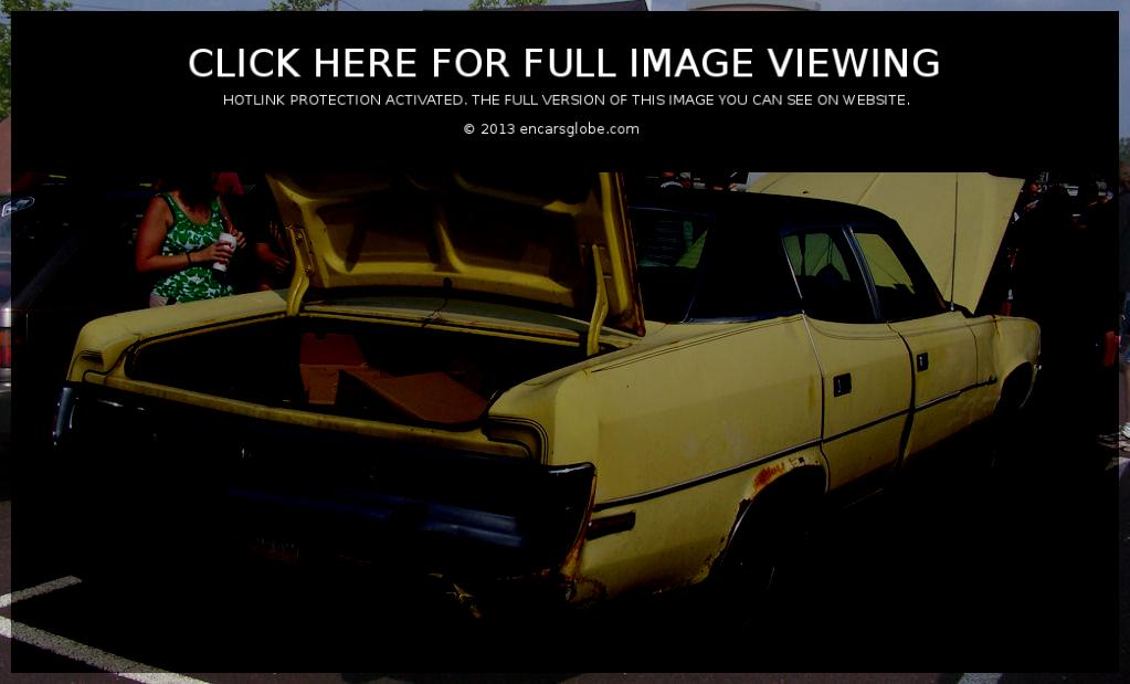 AMC Ambassador Stretched Limousine Photo Gallery: Photo #03 out of ...