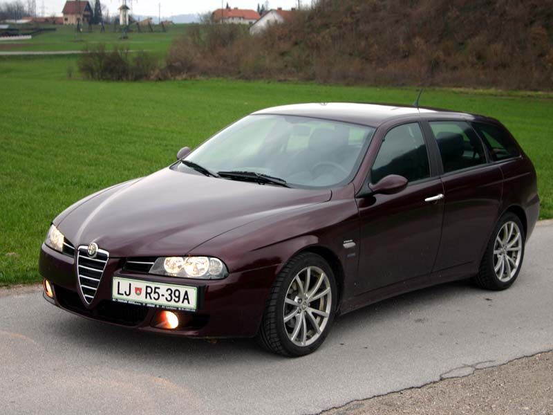 topworldauto photos of alfa romeo 156 sw photo galleries. Black Bedroom Furniture Sets. Home Design Ideas
