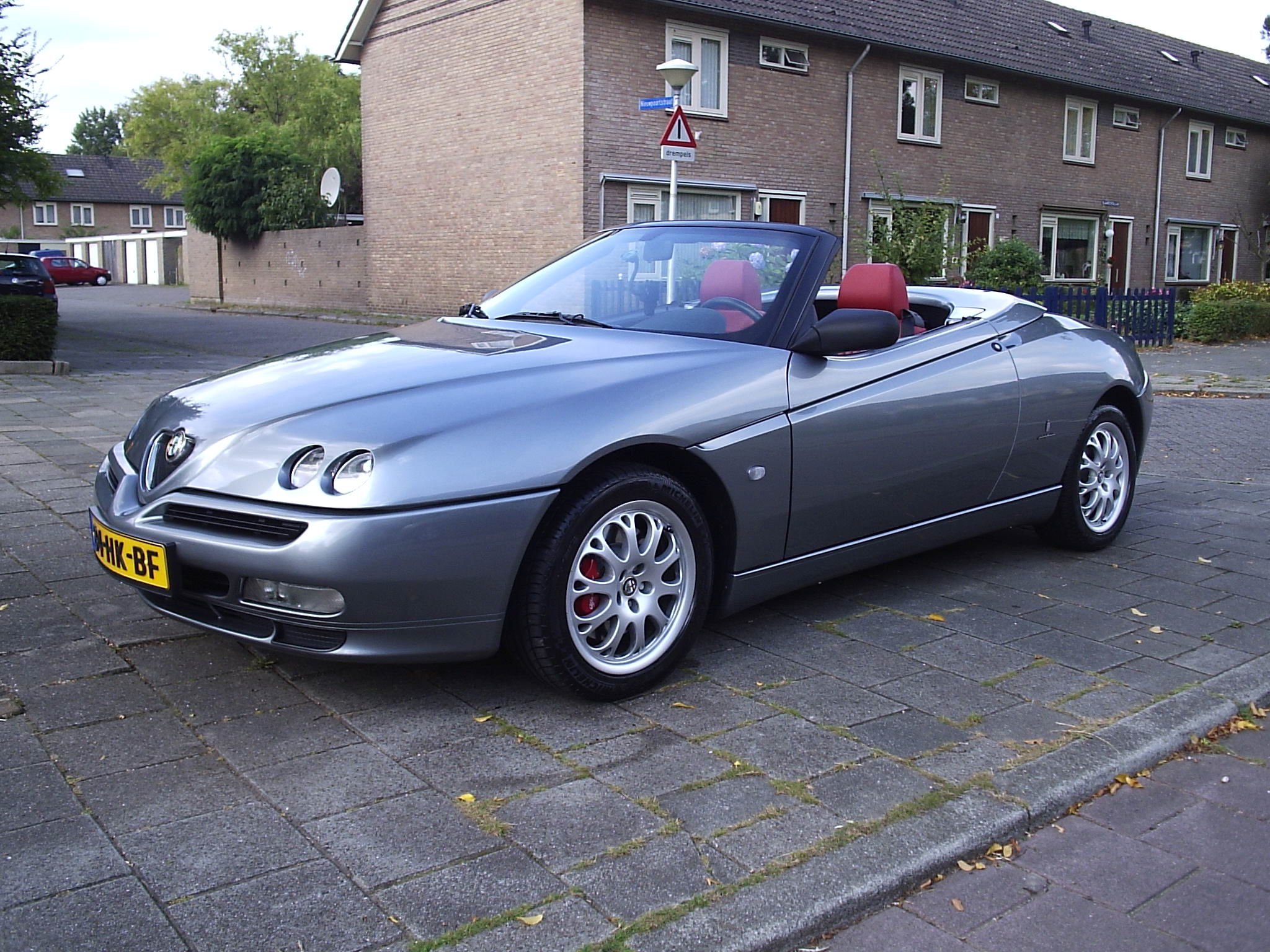 TopWorldAuto s of Alfa Romeo Spider photo galleries