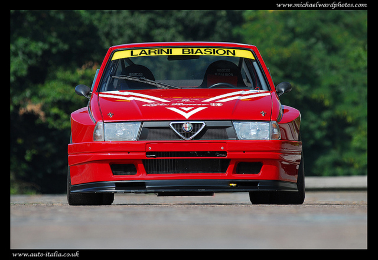 Topworldauto Photos Of Alfa Romeo 75 Photo Galleries