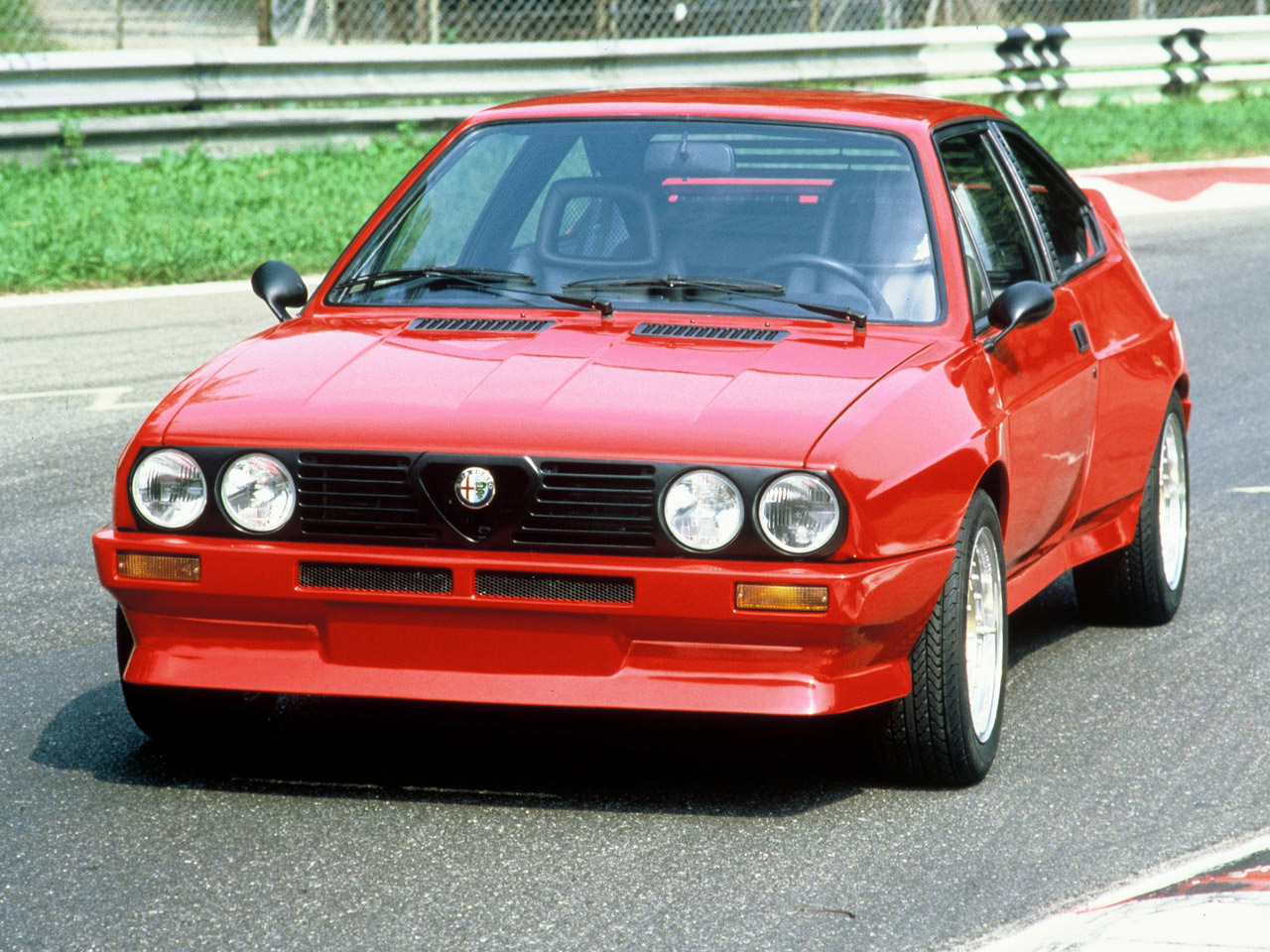 Mad 4 Wheels - 1982 Alfa Romeo Alfasud Sprint 6C prototype - Best ...