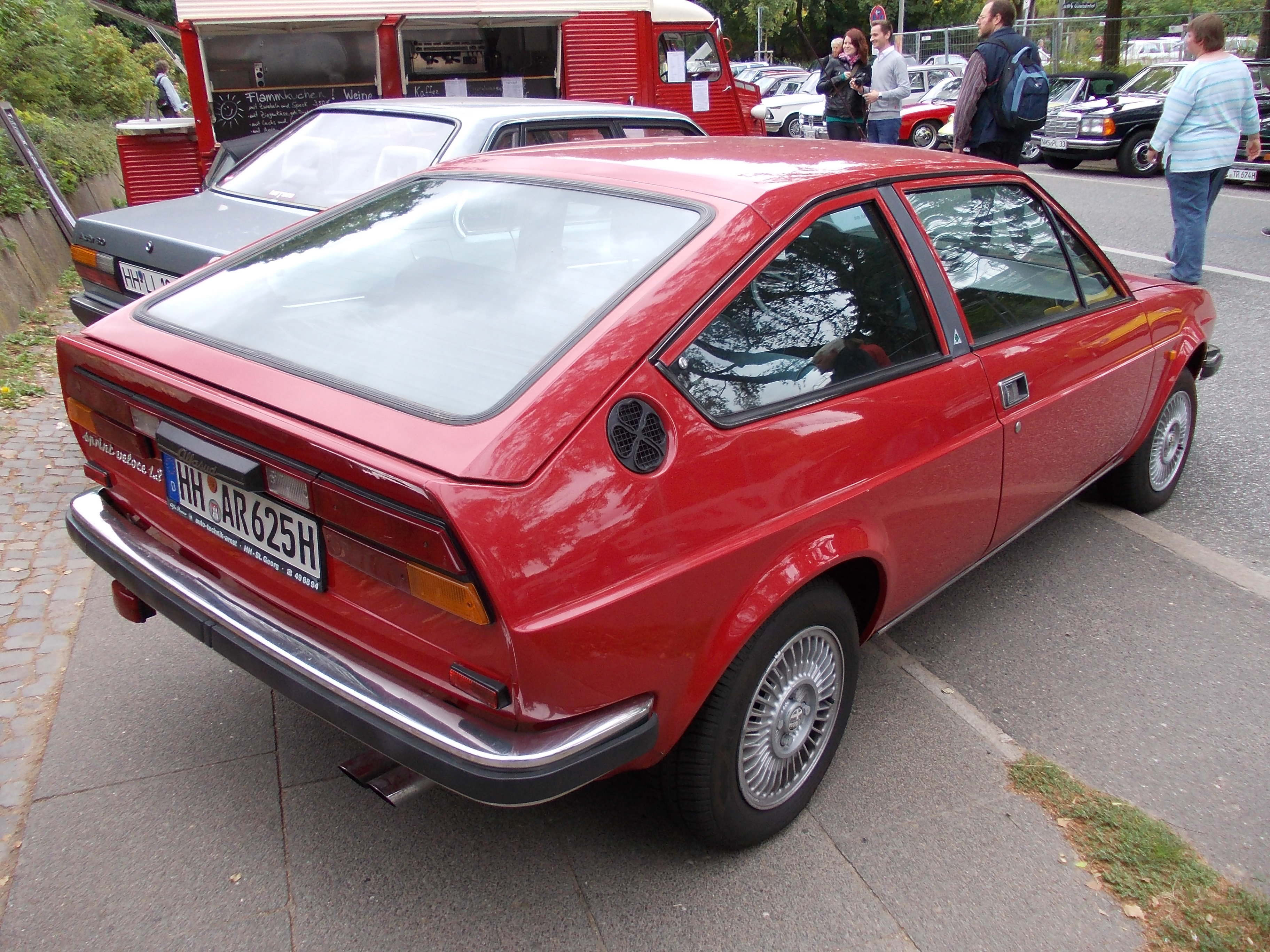 Alfa Romeo Alfasud Sprint Veloce 1.3 1978 | Flickr - Photo Sharing!