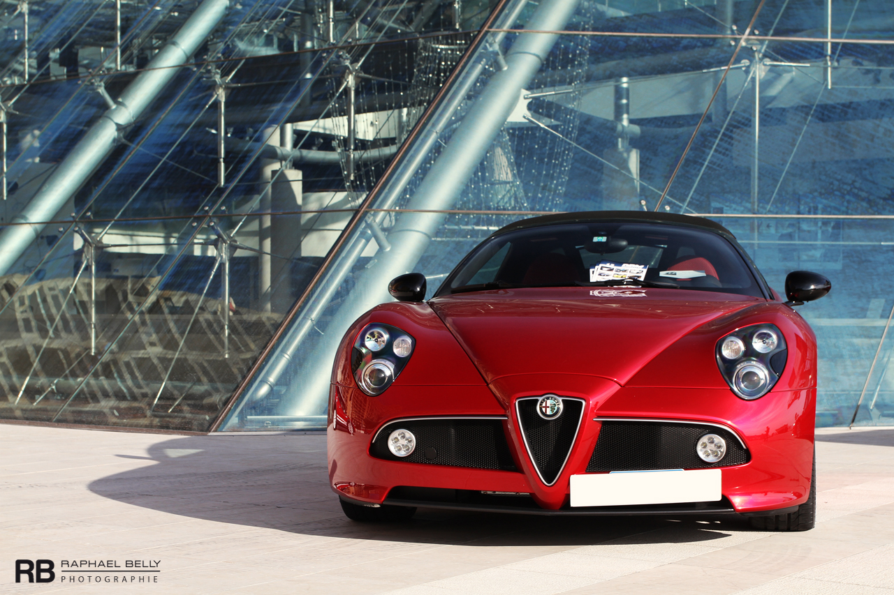 Alfa Romeo 8C Competizione | Flickr - Photo Sharing!