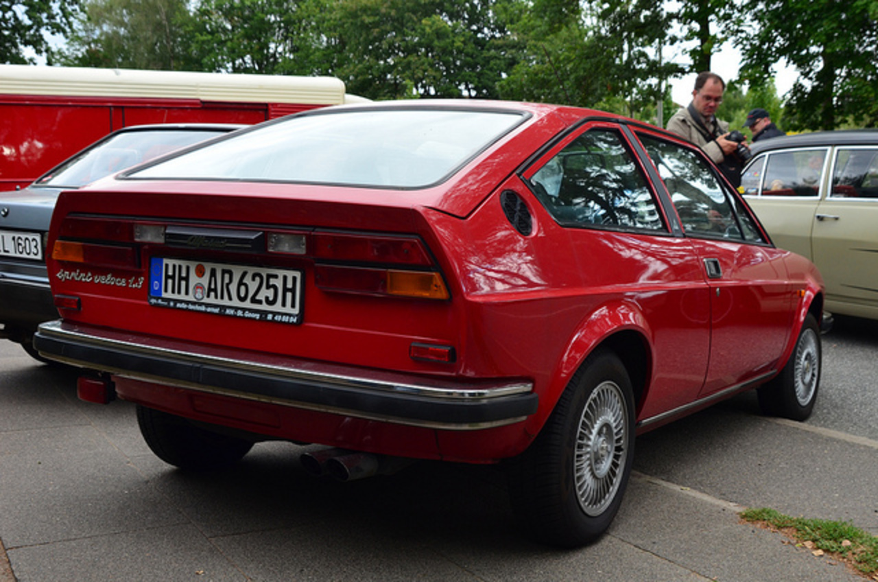 Alfa Romeo Alfasud Sprint Veloce 1.3 (1978) | Flickr - Photo Sharing!