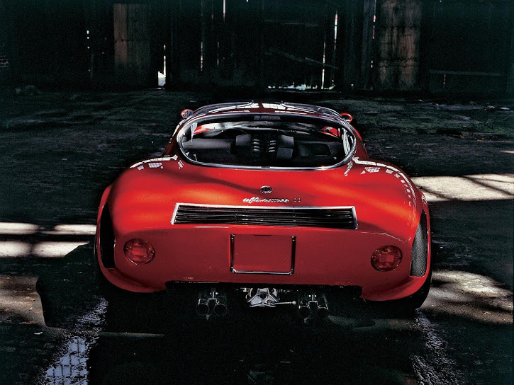 You Can Vote For This Alfa Romeo 332 Stradale Photo