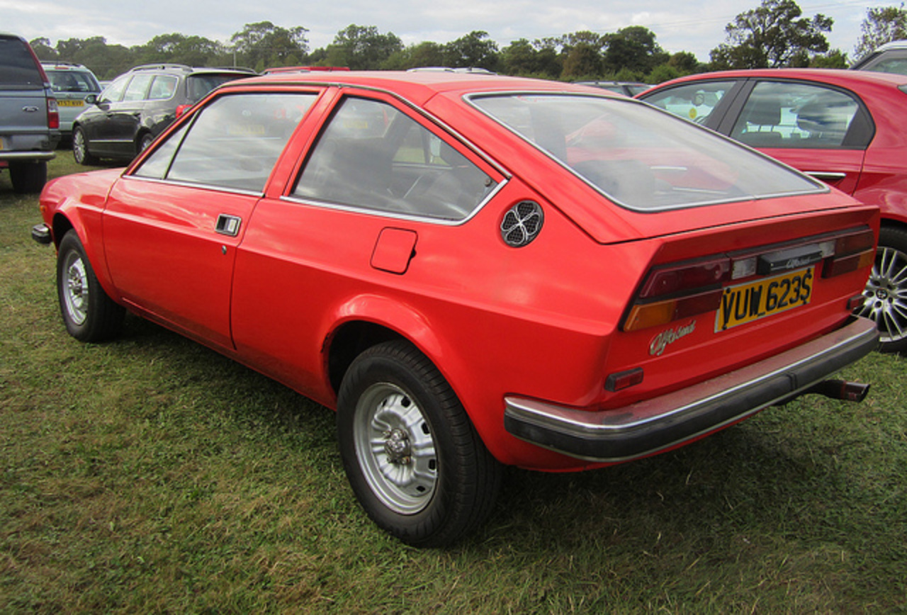 1978 ALFA ROMEO ALFASUD SPRINT | Flickr - Photo Sharing!