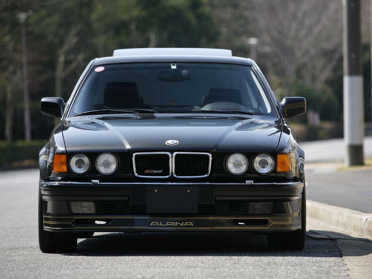 Topworldauto Photos Of Alpina B12 Photo Galleries