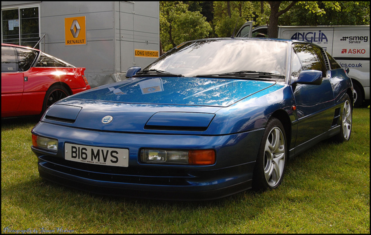 La Vie En Bleu 2011 - Renault Alpine A610 | Flickr - Photo Sharing!