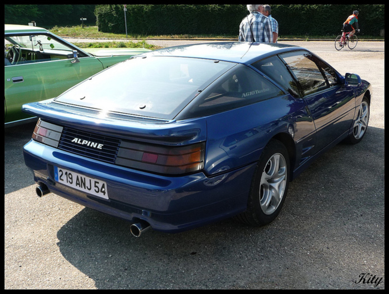 Renault Alpine A610 V6 Turbo | Flickr - Photo Sharing!