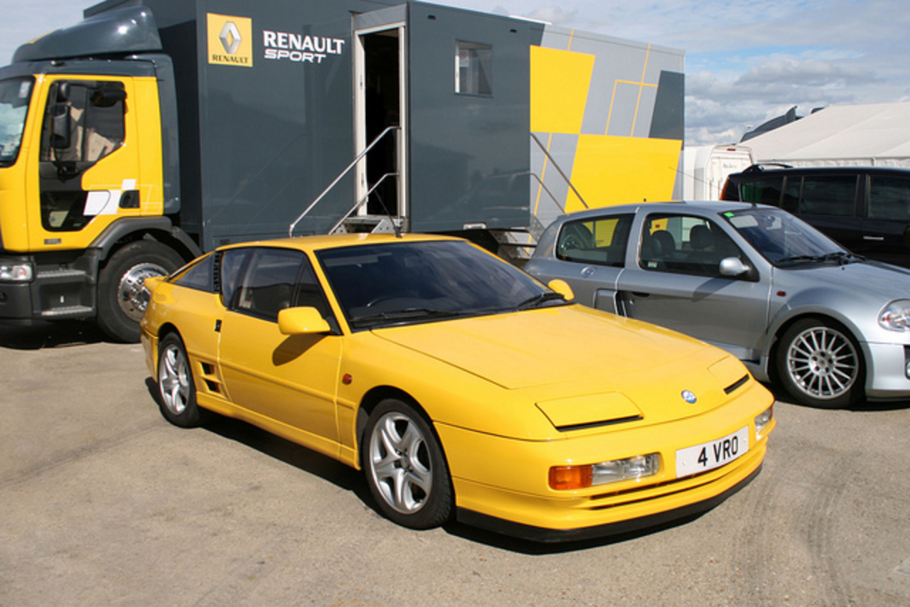 1992 Renault Alpine A610 Turbo | Flickr - Photo Sharing!